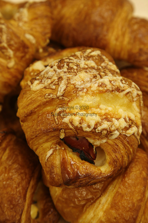 ham and cheese croissants from Nuvrie, a Portland, Oregon patisserie.