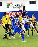 Alianza Petrolera V. S. Millonarios 08-04-2014