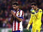 Raul Garcia during the UEFA Champions League semifinal first leg football match Club Atletico de Madrid vs Olympiacos at the Vicente Calderon stadium in Madrid on November 26, 2014.   PHOTOCALL3000/ DP