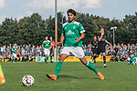 08.09.2018, pk-Sportpark, Cloppenburg, GER, FSP, SV Meppen vs Werder Bremen <br /> <br /> DFL REGULATIONS PROHIBIT ANY USE OF PHOTOGRAPHS AS IMAGE SEQUENCES AND/OR QUASI-VIDEO.<br /> <br /> im Bild / picture shows<br /> Caram Carneiro Alves (Werder Bremen U19 #53), <br /> <br /> Foto &copy; nordphoto / Ewert