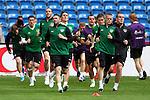 090612 Republic of Ireland training Euro 2012