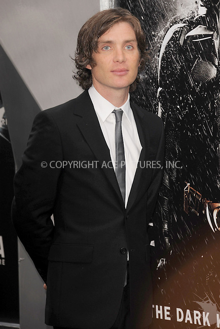 WWW.ACEPIXS.COM . . . . . .July 16, 2012...New York City...Cillian Murphy attends 'The Dark Knight Rises' New York Premiere at AMC Lincoln Square Theater on July 16, 2012 in New York City ....Please byline: KRISTIN CALLAHAN - ACEPIXS.COM.. . . . . . ..Ace Pictures, Inc: ..tel: (212) 243 8787 or (646) 769 0430..e-mail: info@acepixs.com..web: http://www.acepixs.com .