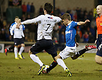 Andy Murdoch pounces to put Rangers ahead