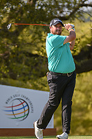 Shane Lowry (IRL) watches his tee shot on 10 during day 1 of the WGC Dell Match Play, at the Austin Country Club, Austin, Texas, USA. 3/27/2019.<br /> Picture: Golffile | Ken Murray<br /> <br /> <br /> All photo usage must carry mandatory copyright credit (© Golffile | Ken Murray)