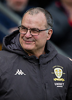 Leeds United manager Marcelo Bielsa<br /> <br /> Photographer Alex Dodd/CameraSport<br /> <br /> The EFL Sky Bet Championship - Hull City v Leeds United - Saturday 29th February 2020 - KCOM Stadium - Hull<br /> <br /> World Copyright © 2020 CameraSport. All rights reserved. 43 Linden Ave. Countesthorpe. Leicester. England. LE8 5PG - Tel: +44 (0) 116 277 4147 - admin@camerasport.com - www.camerasport.com