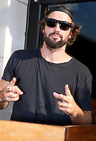 PHILADELPHIA, PA - JUNE 19 : Brody Jenner pictured DJing a Stratus Sunset Session at Hotel Monaco in Philadelphia, Pa on June 19, 2016 photo credit Star Shooter / MediaPunch