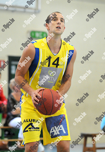 2013-08-15 / Basketbal / seizoen 2013-2014 / Turuka / Gregory Presa<br />