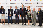 Pedro Sanchez, president of Partido Socialista, before the four political debate between, the leaders of Ciudadanos, Unidos Podemos, Partido Socialista and Partido Popular, before the elections of july 26 Jun 13,2016. (ALTERPHOTOS/Rodrigo Jimenez)
