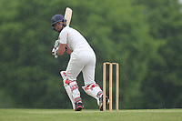 Alan Jones of Shenfield during Shenfield CC (batting) vs Hornchurch CC (Bowling) ,Shepherd Neame Essex League Cricket at Chelmsford Road on 12th May 2018