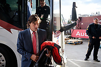 Harrison, NJ - Tuesday April 10, 2018: Matías Almeyda prior to leg two of a  CONCACAF Champions League semi-final match between the New York Red Bulls and C. D. Guadalajara at Red Bull Arena. C. D. Guadalajara defeated the New York Red Bulls 0-0 (1-0 on aggregate).