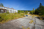 Lyndonville Air Force Station on East Mountain in East Haven, Vermont. The US Air Force built the North Concord Radar Station on top of East Mountain in 1955. Its name was changed to Lyndonville Air force Station in 1962 and then closed in 1963. In 1961, the station supposedly reported a UFO sighting, just a few hours before the reported abduction of Barney and Betty Hill on September 19-20, 1961.
