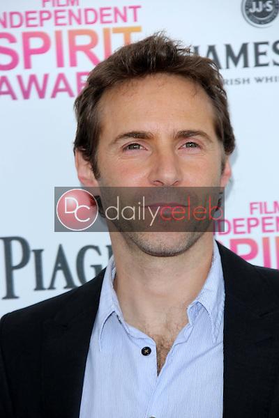 Alessandro Nivola<br /> at the 2013 Film Independent Spirit Awards, Private Location, Santa Monica, CA 02-23-13<br /> David Edwards/DailyCeleb.com 818-249-4998