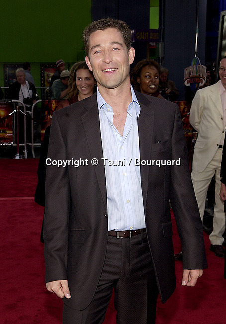 Steven Brand arriving at the premiere of Scorpion King at the Universal Amphitheatre in Los angeles. April 17, 2002.           -            BrandSteven32.jpg