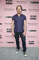 LOS ANGELES, CA - JUNE 22: Peter Perkowski, at Beverly Center x The Advocate x World of Wonder Pride Event at The Beverly Center in Los Angeles, California on June 22, 2019. Credit: Faye Sadou/MediaPunch