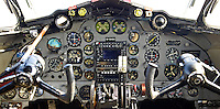 Douglas DC6 Cockpit