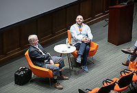 Spotlight on Economics in Choi Auditorium of Johnson Hall, Saturday, June 22.<br />