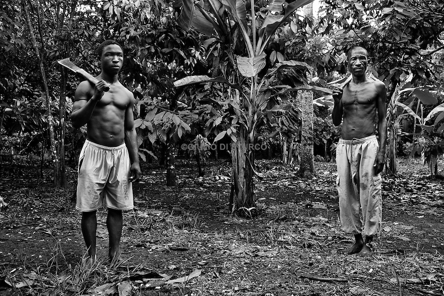 MADAGASCAR, AMBANJA, MARCH 2013: <br />