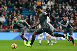 Real Sociedad's Willian Jose Da Silva during La Liga match between Real Madrid and Real Sociedad at Santiago Bernabeu Stadium in Madrid, Spain. January 06, 2019. (ALTERPHOTOS/A. Perez Meca)<br />  (ALTERPHOTOS/A. Perez Meca)