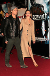 Angelina Jolie and Brad Pitt at the premiere of 'Beowulf' at the Mann Village Theater in Los Angeles, California on November 5, 2007. Photo by Nina Prommer/Milestone Photo.
