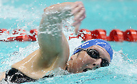 PICTURE BY VAUGHN RIDLEY/SWPIX.COM - Swimming - ASA Masters and Senior Age Group Championships 2012 - Ponds Forge, Sheffield, England - 27/10/12 - Alison Nye competes in the Women's 50m Freestyle.