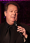 Eric Michael Gillett performing a press preview of his show 'Careless Rhapsody: The Lyrics of Lorenz Hart' at 54 Below in New York City on 1/15/2013