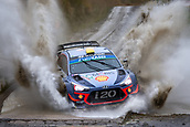 2018 WRC Dayinsure Wales Rally GB Oct 6th