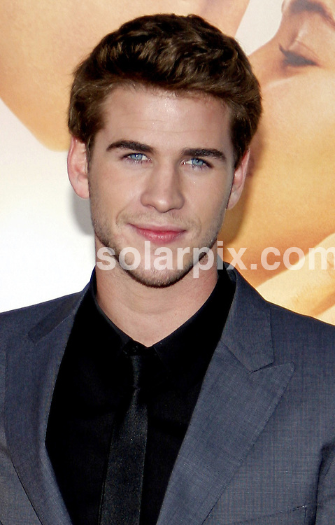 **ALL ROUND PICTURES FROM SOLARPIX.COM**.**SYNDICATION RIGHTS FOR UK, AUSTRALIA, DENMARK, PORTUGAL, S. AFRICA, SPAIN & DUBAI.The Last Song, World Premiere - Arrivals, ArcLight Hollywood Cinema, CA, USA, 25 March 2010.This pic: Liam Hemsworth.JOB REF: 10979    PHZ ortega DATE: 25_03_2010.**MUST CREDIT SOLARPIX.COM OR DOUBLE FEE WILL BE CHARGED**.**MUST NOTIFY SOLARPIX OF ONLINE USAGE**.**CALL US ON: +34 952 811 768 or LOW RATE FROM UK 0844 617 7637**