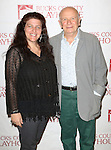 'Mothers and Sons': Sheryl Kaller, Terrence McNally  attending the Press Preview Photo Call for the Bucks County Playhouse 2013 Summer Season at the Signature Theatre Griffin Lobby  on May 28, 2013 in New York City.