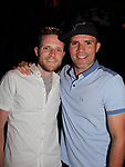 JohnnyMac - John McGuire and Enzo Palumbo at Big Brother 19 premiere on June 28, 2017 at Slate, New York City, New York. (Photo by Sue Coflin/Max Photos)