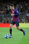 UEFA Champions League 2018/2019 - Matchday 3.<br /> FC Barcelona vs FC Internazionale Milano: 2-0.<br /> Philippe Coutinho.
