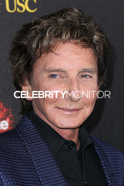 HOLLYWOOD, LOS ANGELES, CA, USA - MARCH 20: Barry Manilow at the 2nd Annual Rebels With A Cause Gala Honoring Larry Ellison held at Paramount Studios on March 20, 2014 in Hollywood, Los Angeles, California, United States. (Photo by Xavier Collin/Celebrity Monitor)