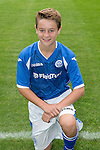 St Johnstone FC Academy Under 15's<br /> Craig Tosh<br /> Picture by Graeme Hart.<br /> Copyright Perthshire Picture Agency<br /> Tel: 01738 623350  Mobile: 07990 594431