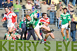 Seamus Scanlon St Kieran's v  West Kerry'  in the Senior Football Championship Round 3 at Austin Stack Park, Tralee on Sunday.