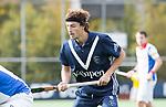 AMSTELVEEN - Lukas Sutorius (Pinoke). . Hoofdklasse competitie heren. Pinoke-SCHC (0-1) . COPYRIGHT  KOEN SUYK