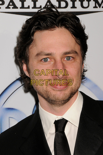 ZACH BRAFF .20th Annual Producers Guild Awards held at The Hollywood Palladium, Hollywood, California, USA..January 24th, 2009.headshot portrait stubble facial hair.CAP/ADM/BP.©Byron Purvis/AdMedia/Capital Pictures.