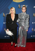WEST HOLLYWOOD, CA - FEBRUARY 7: Meghan Trainor, Ashlee Simpson, at the Delta Air Line 2019 GRAMMY Party at Mondrian LA in West Hollywood, California on February 7, 2019. <br /> CAP/MPIFS<br /> &copy;MPIFS/Capital Pictures
