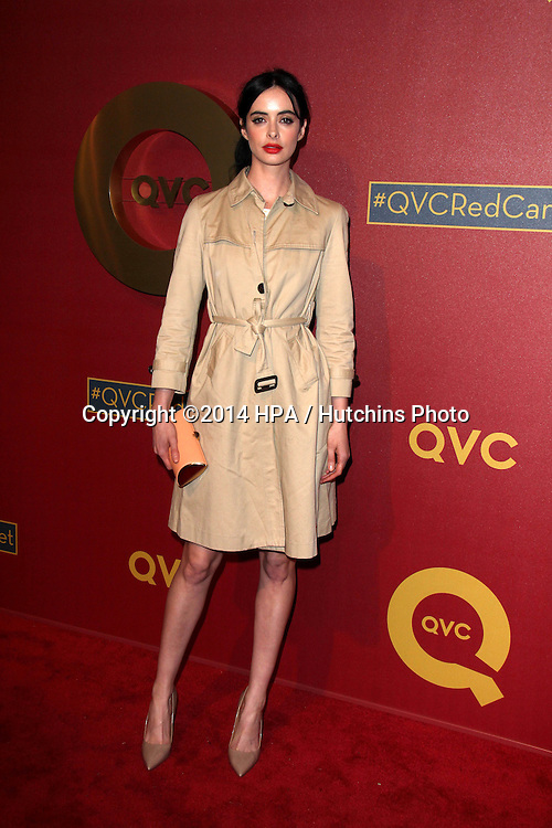 LOS ANGELES - MAR 1:  Krysten Ritter at the QVC 5th Annual Red Carpet Style Event at the Four Seasons Hotel on March 1, 2014 in Beverly Hills, CA
