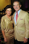 Kathy and Martyn Goossenat the Alley Theater Ball at the JPMorgan Chase Bank Building on Main St. Saturday May 04, 2013.(Dave Rossman photo)
