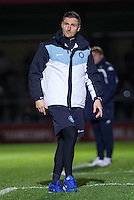 Wycombe Wanderers 46 year old Keeper Barry Richardson who kept a clean sheet against Plymouth Argyle on Saturday (30/01/16) having not played a competitive game in over 10 years. Photo by Andy Rowland / PRiME Media Images