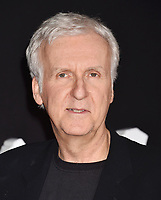 WESTWOOD, CA - FEBRUARY 05: James Cameron attends the Premiere Of 20th Century Fox's 'Alita: Battle Angel' at Westwood Regency Theater on February 05, 2019 in Los Angeles, California.<br /> CAP/ROT/TM<br /> &copy;TM/ROT/Capital Pictures