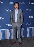 04 January 2018 - Pasadena, California - Scott MacArthur. FOX Winter TCA 2018 All-Star Partyheld at The Langham Huntington Hotel in Pasadena.  <br /> CAP/ADM/BT<br /> &copy;BT/ADM/Capital Pictures