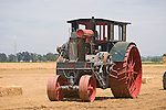 Annual ACMOC Caterpillar Tractor show at the Best Ranch near Woodland, CA--The Minneapolis Threshing Machine Company 35-70 gasoline tractor (1922)..
