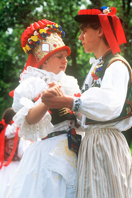 International Folk Festival, Straznice, Czech Republic