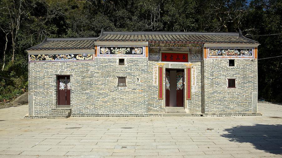 Cheung Shan Monastery, Ping Che, Fanling.