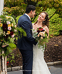 Beautiful Wedding Bouquet, Chupah and Florals at Tappan Hill Mansion by Brenda Lamanna, Damselfly Designs.