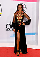 Kelly Rowland  at the 2017 American Music Awards at the Microsoft Theatre LA Live, Los Angeles, USA 19 Nov. 2017<br /> Picture: Paul Smith/Featureflash/SilverHub 0208 004 5359 sales@silverhubmedia.com