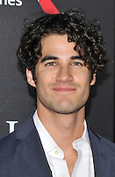 New York,NY-September 6: Darren Criss attends the 'Sully' New York Premiere at Alice Tully Hall on September 6, 2016 in New York City. @John Palmer / Media Punch