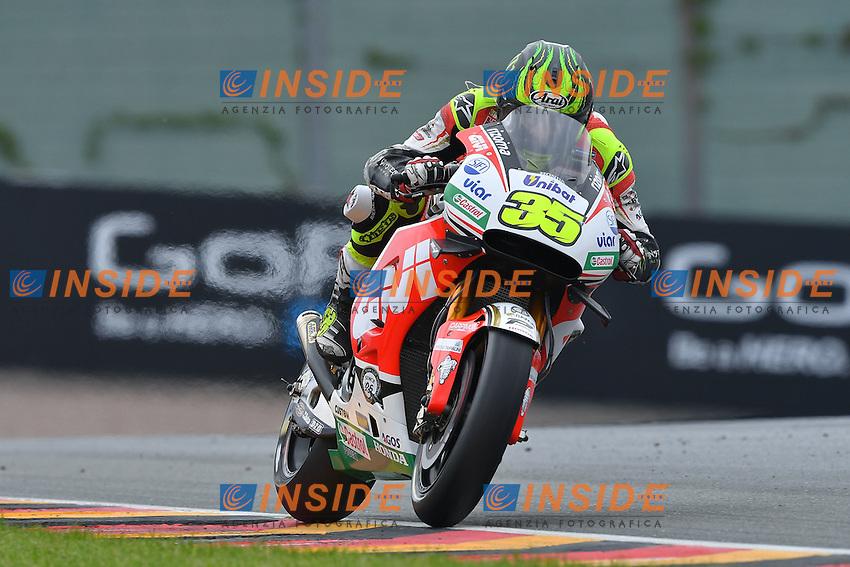 Sachsenring (Germania) 17-07-2015 - Moto GP / foto Luca Gambuti/Image Sport/Insidefoto<br /> nella foto: Cal Crutchlow