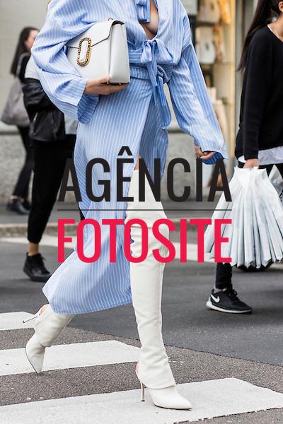 Street Style<br /> <br /> Milao - Verao 2017<br /> <br /> Setembro 2016<br /> <br /> FOTOSITE