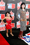 Actress Selene Luna and Comedienne Margaret Cho arrive the 2008 VH1 Rock Honors: The Who at Pauley Pavilion on the UCLA Campus on July 12, 2008 in Westwood, California. California.